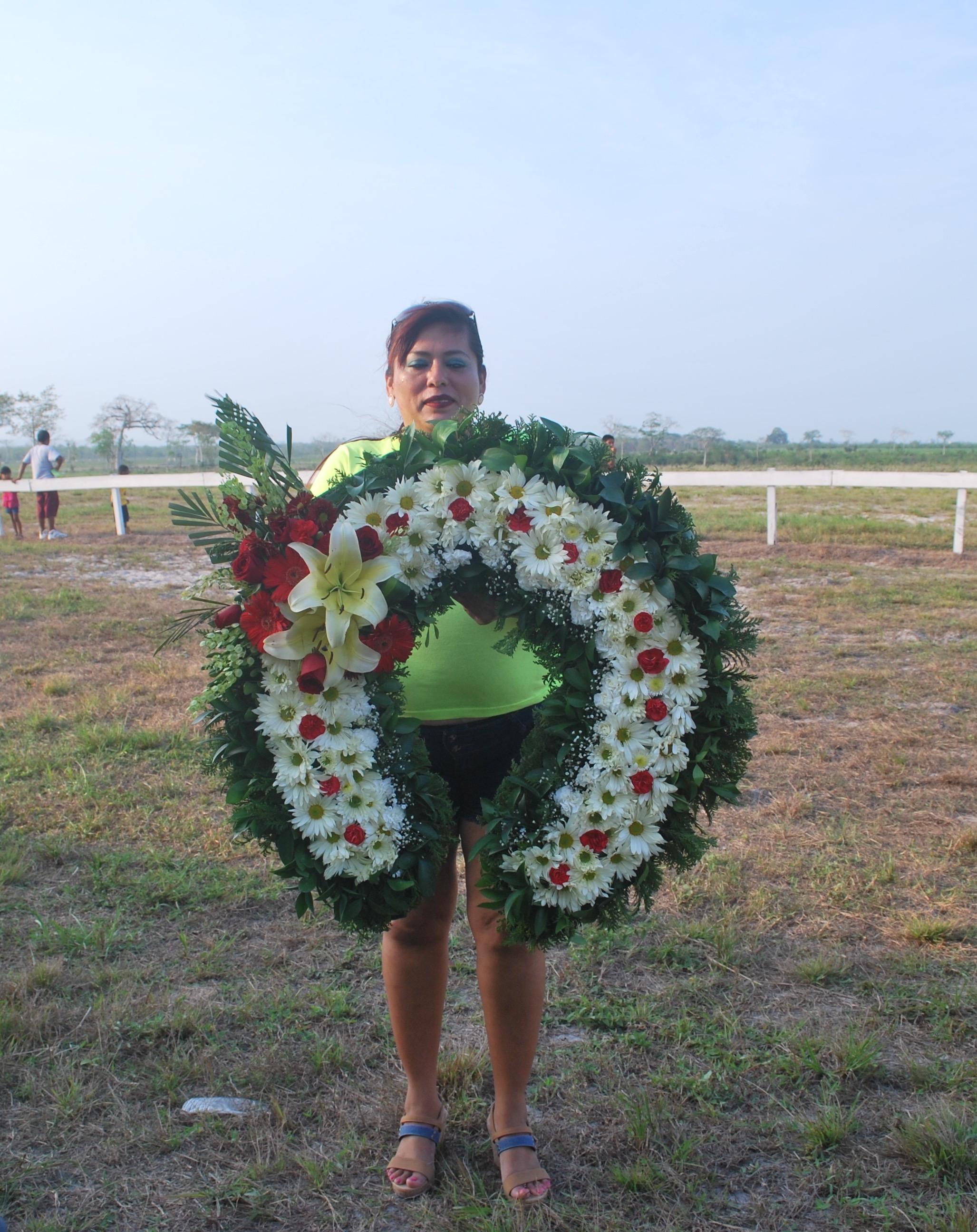 https://horseracingbelize.com/San Felipe Stakes Garland