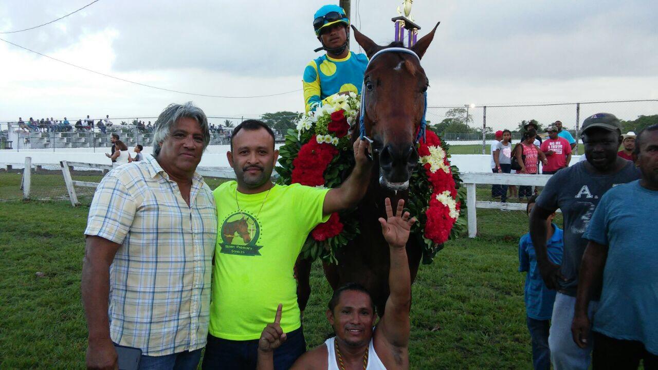 https://horseracingbelize.com/Padrino wins the Belize Triple Crown Challenge 2017