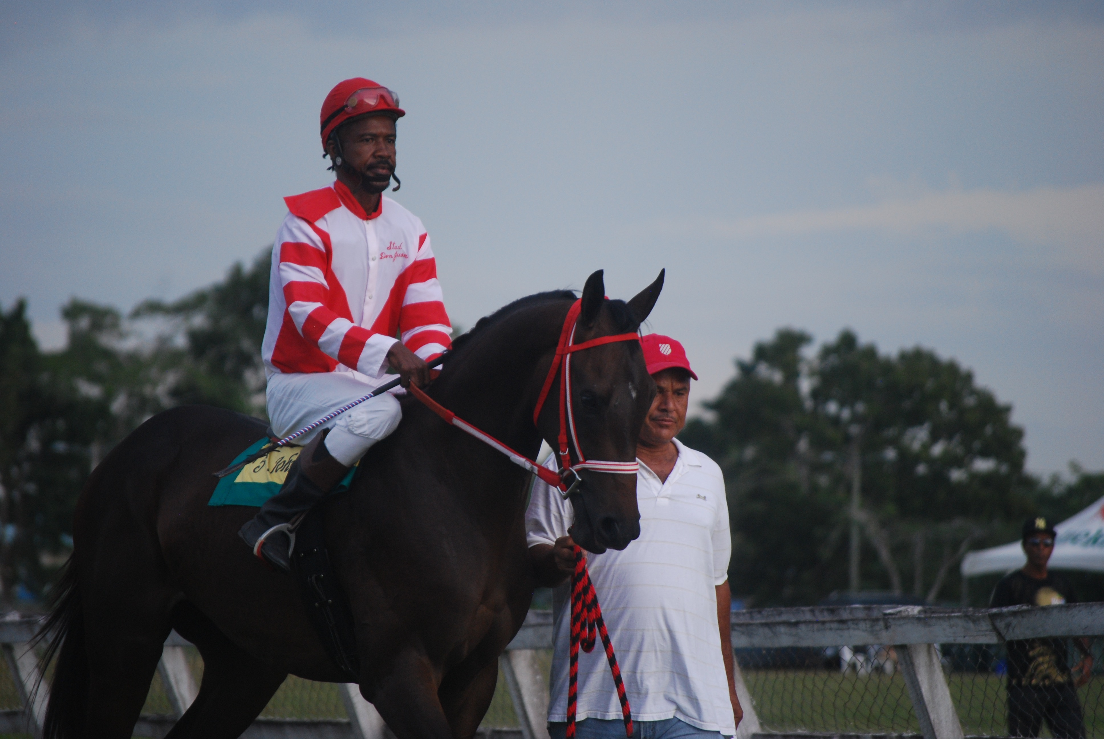 https://horseracingbelize.com/Duke