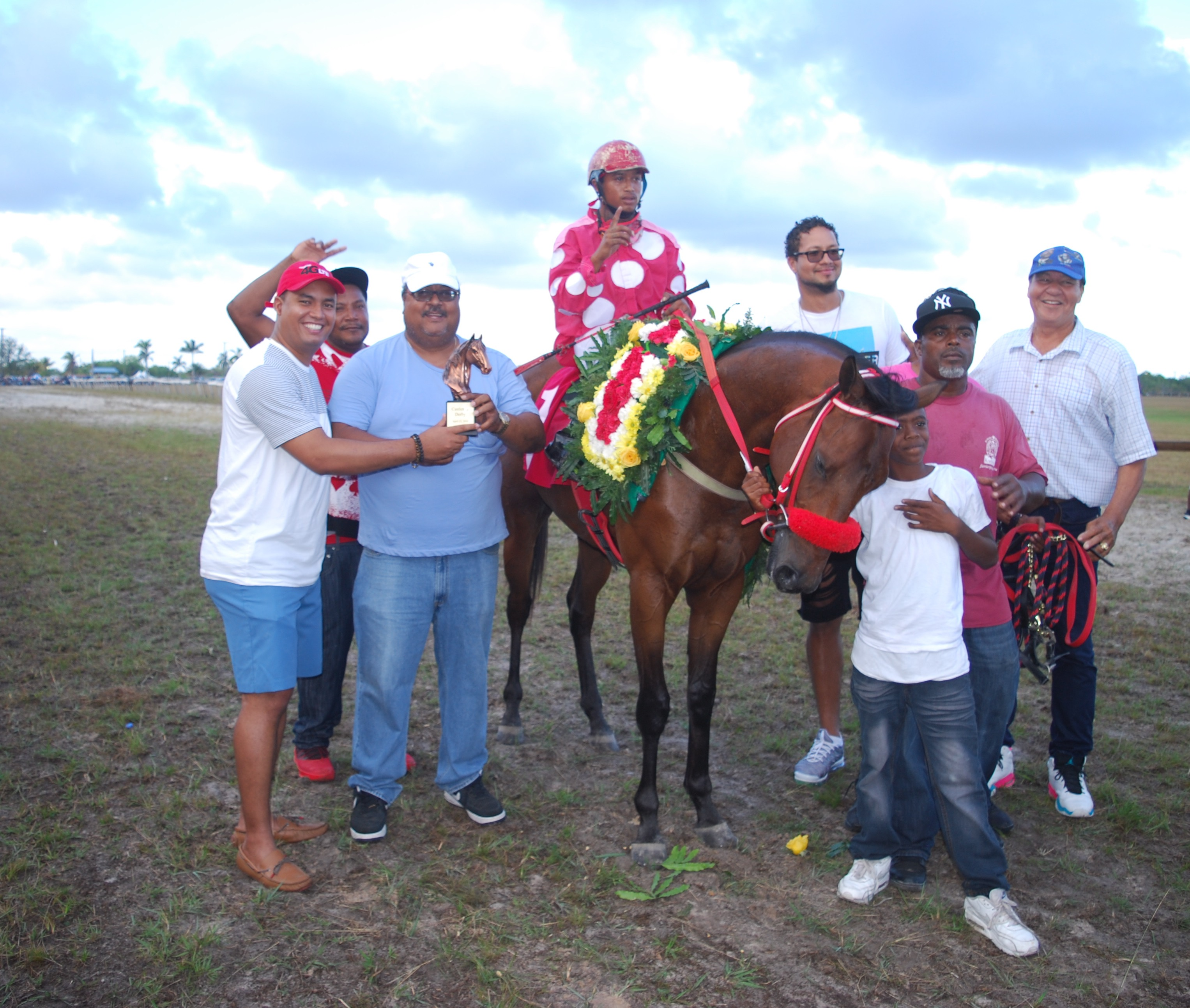 https://horseracingbelize.com/Padan Wins the Castleton Derby